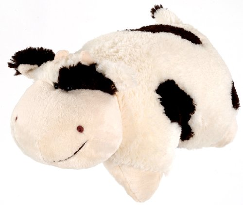 "My Pillow Pets Cozy Cow 11"" Small"