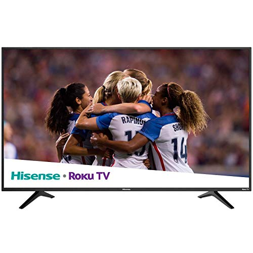 Hisense Pantalla Smart TV 43 4k 43r6e Led (Renewed/Reacondicionado)