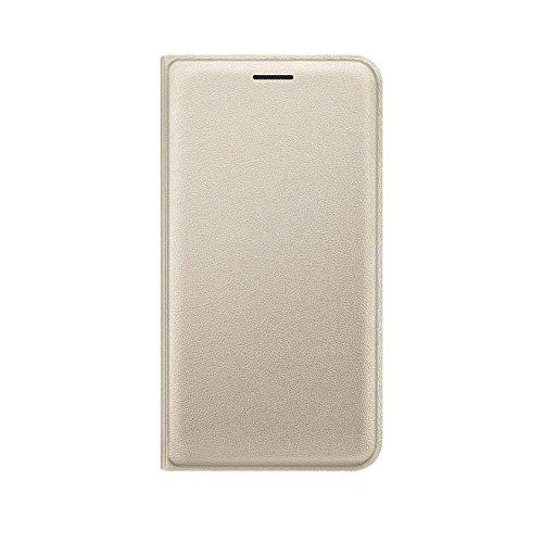 Samsung EF-WJ120PFEGWW Flip Wallet Hülle Galaxy J1 (2016)