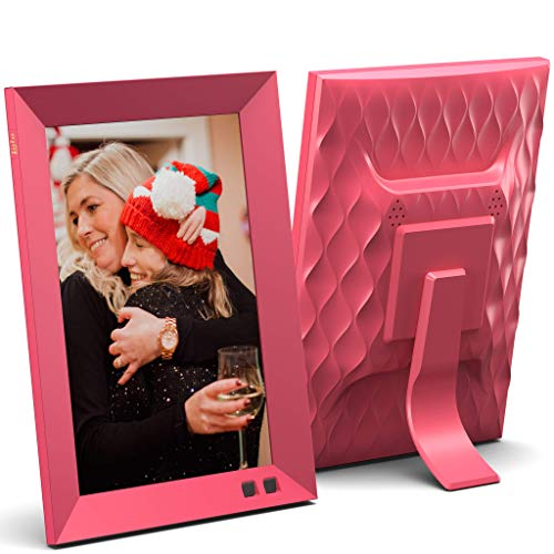 LOLA Smart Digital Picture Frame 8 Inch, Share Moments Instantly via E-Mail or App Digital Frames Picture
