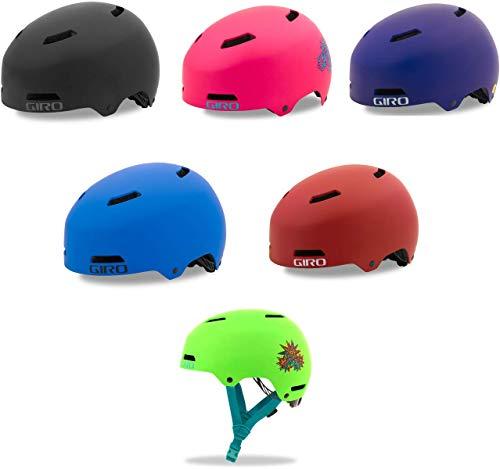 Giro Dime MIPS Dirt BMX Kinder Fahrrad Helm schwarz 2016: Größe: S (51-55cm)