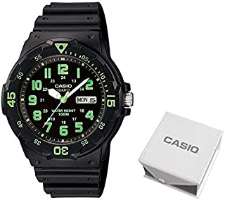 Casio Casual Watch For Boys Analog Resin - MRW-200H