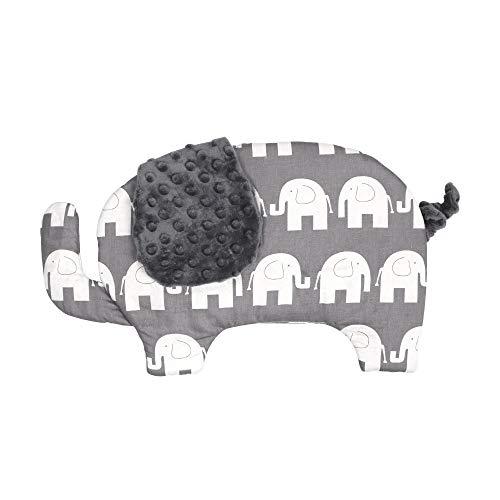 Moon Kitty Toddler Pillows for Sleeping Baby Creative Elephant Shape Pillow