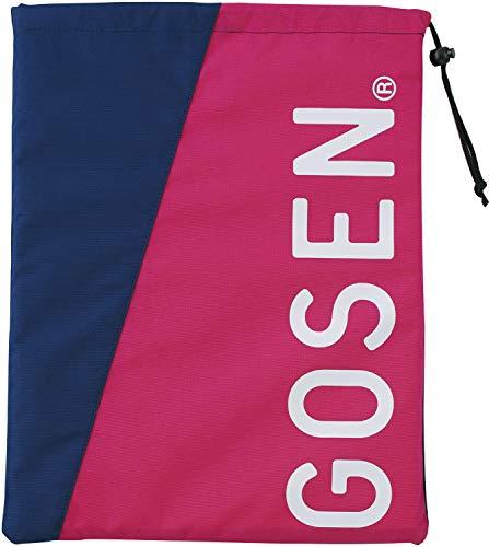 ゴーセン(GOSEN) テニス バドミントン シューズ ケース Utility BA20USC ピンク