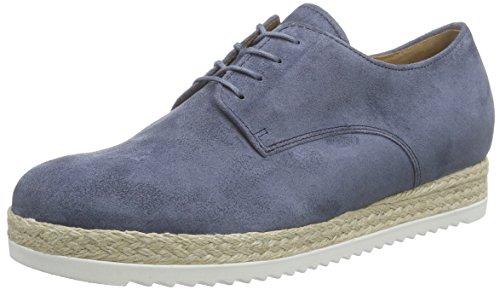 Gabor Shoes 44.411 Damen Espadrilles, Blau (16 jeans), 40 EU (6.5 UK)