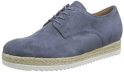 Gabor Shoes 44.411 Damen Espadrilles, Blau (16 jeans), 38.5 EU (5.5 UK)