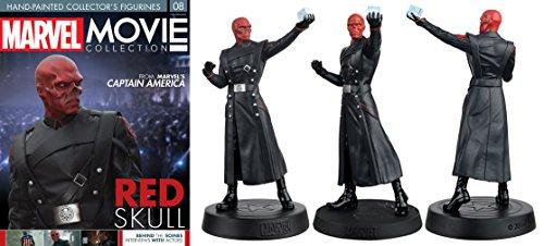 Eaglemoss Marvel Movie Collection Nº 8 RED Skull