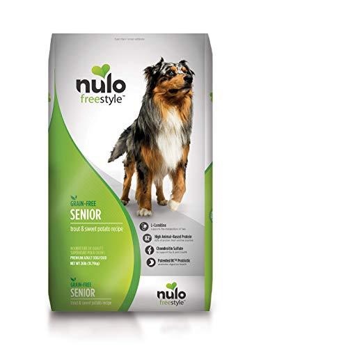 Nulo FS Senior Dog GF Trout 26LB