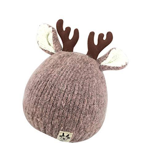 GangKun herfst, winter, seizoen, 0-3-6-12 maanden, baby, hoed, winter, baby, wollen muts, jongen, meisje, baby, katoenen pet