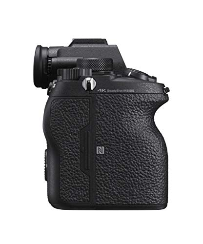 Sony a9 II Mirrorless Camera: 24.2MP Full Frame Mirrorless Interchangeable Lens Digital Camera with Continuous AF/AE, 4K Video and Built-in Connectivity - Sony Alpha ILCE9M2/B Body - Black