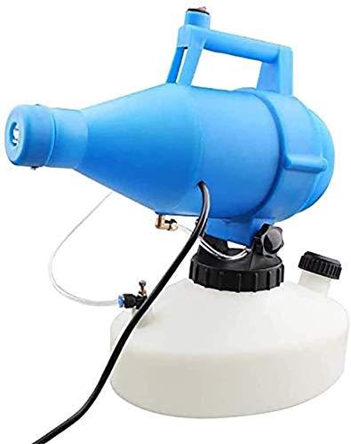 WHL.HH ULV Pulverizador Máquina Frío Eléctrico Pulverizador, Pulverizadores con Muy Bajo Capacidad 4.5L para Hospitales Casa Granjas Cultivos Jardines Huertos Plantas,A