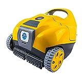 DGDF Robot Automatico, Pulitore Piscina, Cesta Filtro Extra Large e Potenza di Scrubbing Superiore,...