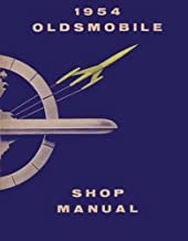 1954 Oldsmobile Repair Shop Manual Reprint