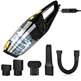 Best Car Vacuum Cleaners - Voroly High Power 3500PA 120W 12V Auto Vacuum Review