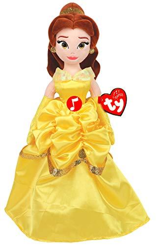 Ty UK Ltd 2409 Belle Disney Princess - Med
