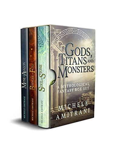 Gods, Titans and Monsters: A Mythological Fantasy Box Set