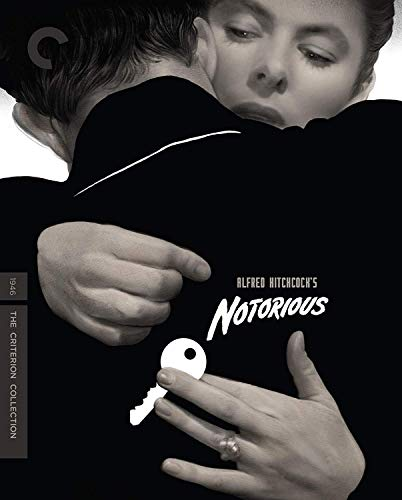 Notorious (The Criterion Collection) [Blu-ray]