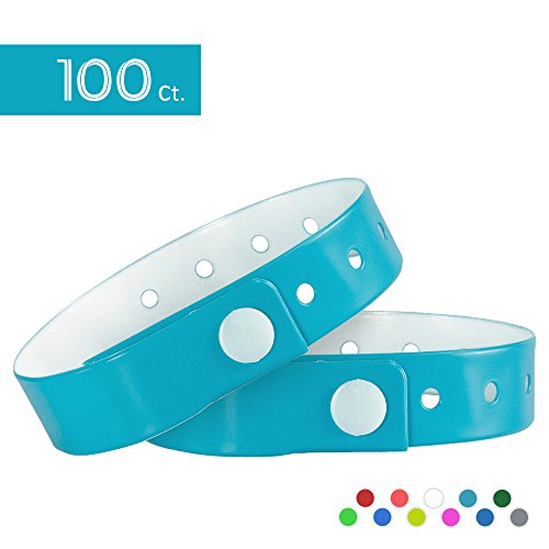 Ouchan Happy Birthday Plastic Wristbands - Stretch Wristbands for Birthday Party Favors Happy Birthday Party Supplies… (70pcs)