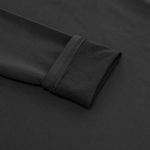 ZODOF Conjunto de Ropa Interior T/érmica para Mujer Sin Costura El/ástico Desgaste Interior t/érmico Ropa Interior t/érmica Esqu/í T/érmica Ropa Interior T/érmica