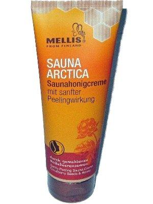 Mellis Sauna Honigcreme PEELING 125ml