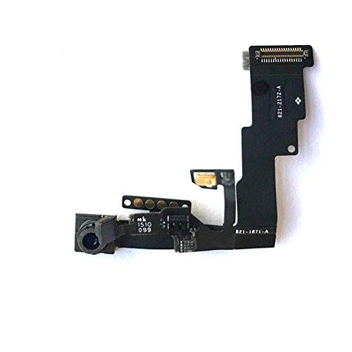 Mobofix Sostituzione Fotocamera Frontale per iPhone 6, Fotocamera Telecamera Frontale con Cavo Flessibile Sensore di Prossimità
