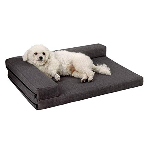 GYH Abnehmbare Hundebett bissfest und schmutzig Haustier Sofa Matratze Zwingermatten (größe : XL)