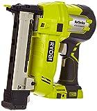 Ryobi 5133002516 - Graffatrice R18S18G-0 con 500 graffette, senza batteria e caricatore, 18 V, colore: Nero/Verde