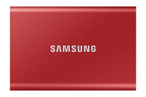 Samsung Disco Duro Externo PSSD T7 500GB