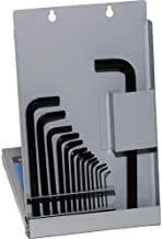 product image for EKLIND 10214 Hex-L Key allen wrench - 14pc set SAE Inch Sizes .050-1/2 Long series w/ metal box