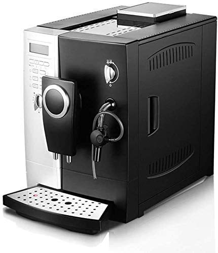 unknow Coffee Utensils Coffee Machines Bean to Cup Smart Coffee Makers Home Automatic 15 Bar Pump Espresso Coffee Maker Grinding Soy Flour Machine Milk Foam Hot Drinks, Cappuccino &Amp; Home