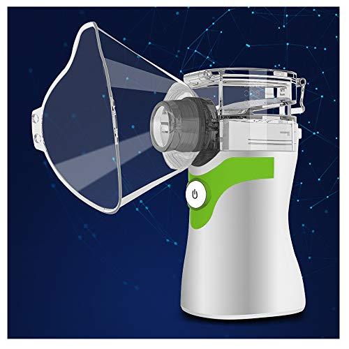 Inhalador de Mano, USB aromaterapia eléctrico de la Onda ultrasónica Alcohol Desinfección...