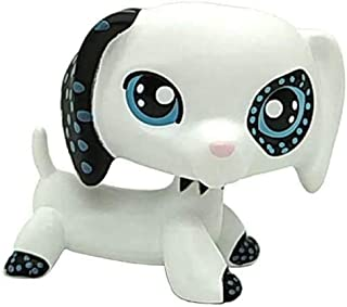 Mini pet Toy LPS Dachshund Hand-Painted Character Cute Cartoon pet cat and Dog Toy Littlest Pet Shop Gift