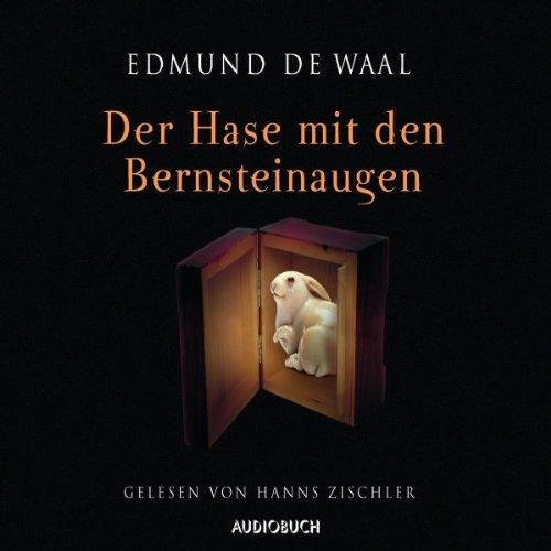Der Hase mit den Bernsteinaugen audiobook cover art