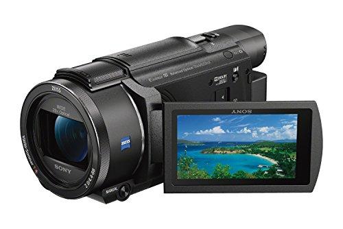Best 4K Cameras For Music Videos - Sony FDRAX53 4K music video camera