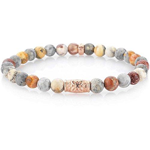 Gerba Men's Bracelet Jewellery Djerba The 2018summer Man Casual Cod. Stone Flower