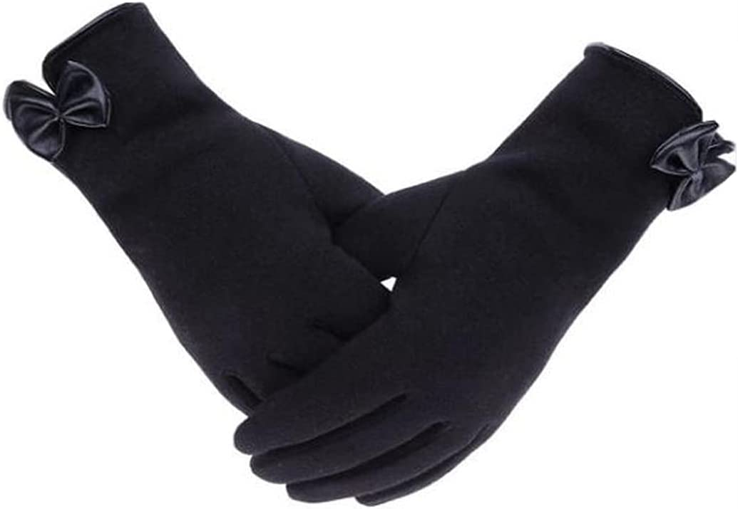COSYOO Snow Autumn Cold Winter Gloves Thicken Velvet Elastic Breathable Soft Windproof Warm Driving Gloves Touch Screen Gloves for Women