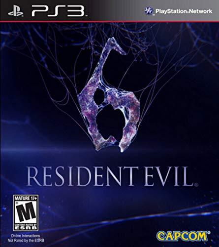 Resident Evil 6 (M)(Street 11/20)