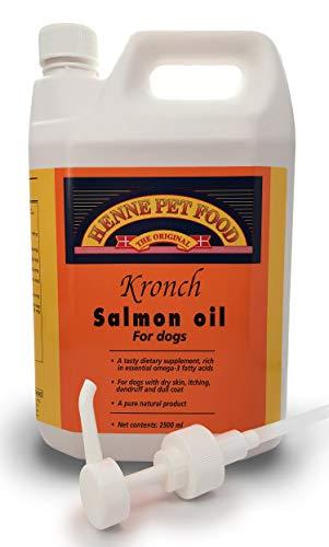 Kronch Huile De Saumon Pour Chiens 250ml
