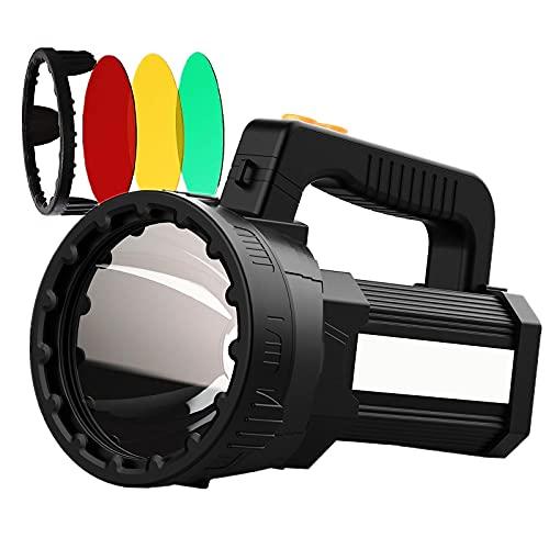 HMAN Spotlight Handheld 9600mAh LED...