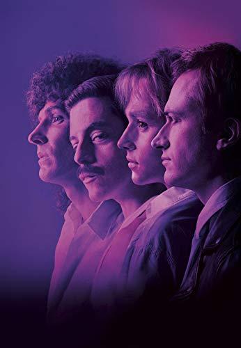 Lionbeen Bohemian Rhapsody Movie Poster Cartel de la Pelicula 70 X 45 cm