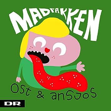 Ost og Ansjos