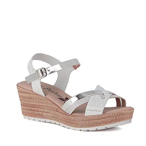 LOLA ESPELETA - Sandale Compensée