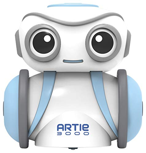 Image of the Educational Insights Artie 3000 The Coding Robot: STEM Toy, Coding Robot for Kids 7+