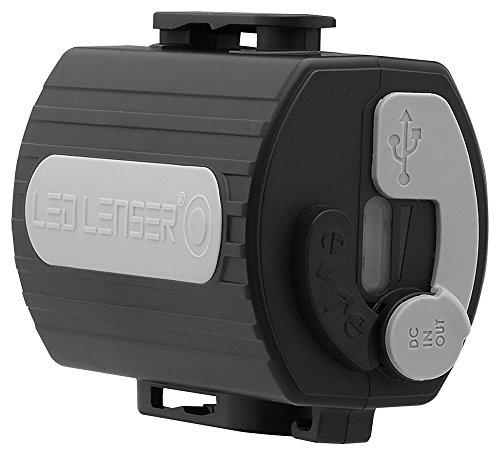 Led Lenser 500831 - Batería Unisex para Adulto, Color Negro