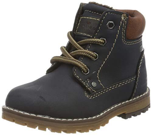 TOM TAILOR Jungen 7973001 Klassische Stiefel, Blau Navy 00003, 26 EU