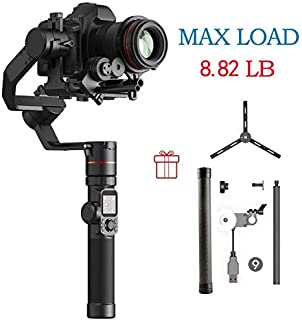 FeiyuTech Feiyu AK4000 3-Axis Handheld Camera Stabilizer Gimbal for Sony Canon 5D 6D Mark Panasonic GH5 Nikon D850 4kg Payloay