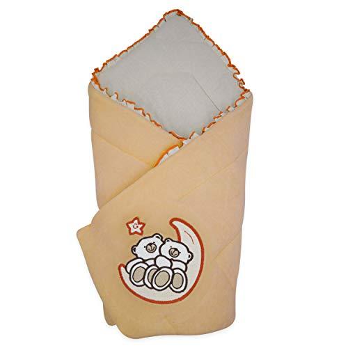 BlueberryShop manta - cambiador de terciopelo   Saco de dormir para bebés...