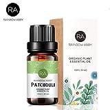Aceite Esencial de Pachulí 10 ml (0.33 oz) - Grado terapéutico 100% puro para difusor de aromaterapia, masaje, cuidado de la piel