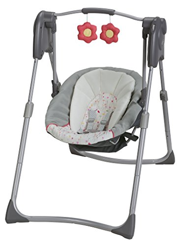 Graco Slim Spaces Compact Baby Swing mobile product short list 1