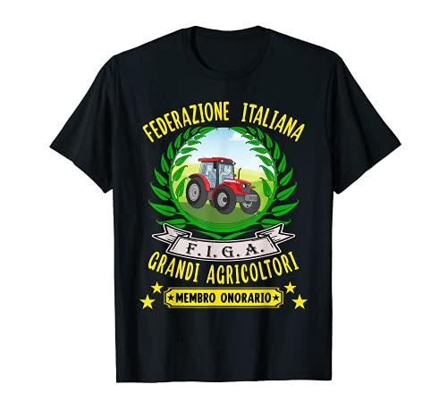 Federazione Italiana Grandi Agricoltori FIGA Maglietta